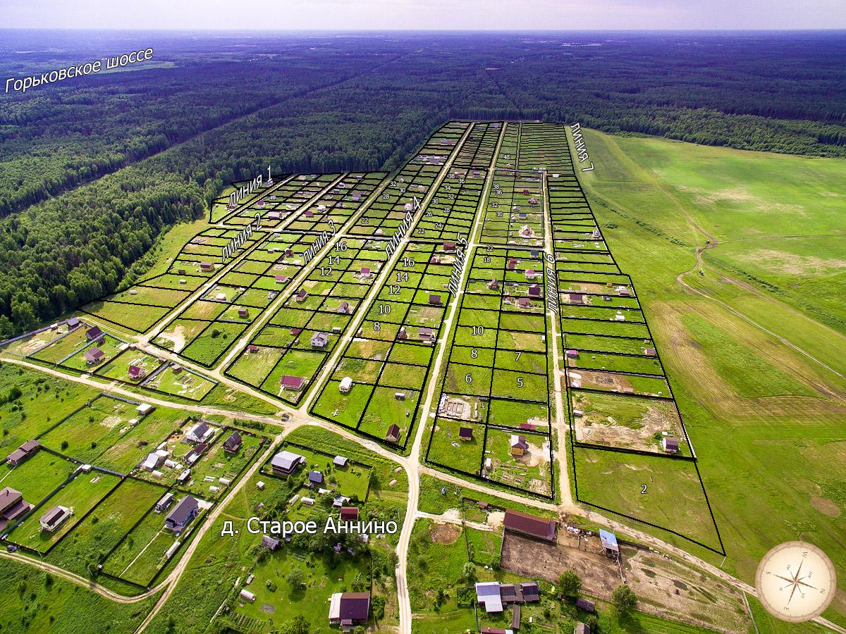 земельный участок земли населенных пунктов